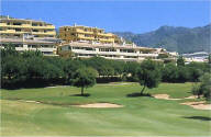 Costa del Sol Spanish holiday apartment, holiday villa, Torrequebrada golf course. Close to Malaga international airport and Marbella on the Spanish south coast holiday resort